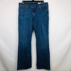 GAP Flare Stretch Jeans Size 10R
